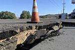 美国加州强震过后余震频繁