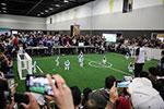 机器人世界杯在澳大利亚悉尼举行