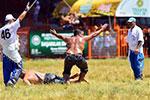 独具魅力的土耳其橄榄油摔跤