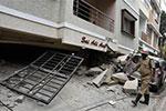印度两栋建筑倒塌已造成5人死亡
