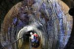 印尼百年煤矿遗址