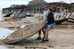 希腊北部遭暴风雨侵袭6人丧生