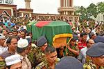 孟加拉国前总统艾尔沙德逝世