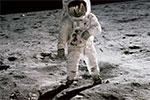 """阿波罗登月50周年 营销商仍然试图""""从月球上赚钱"""""""