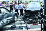 """常州交警通报""""7・17""""交通事故:肇事司机晕厥致车辆失控"""