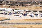 波音-737Max现身加利福尼亚飞机坟场 场面令人震撼