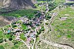 西藏达东村:千年古村焕生机