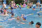 长沙26所游泳场所对学生免费开放
