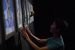 南京大屠杀纪念馆举行熄灯悼念仪式