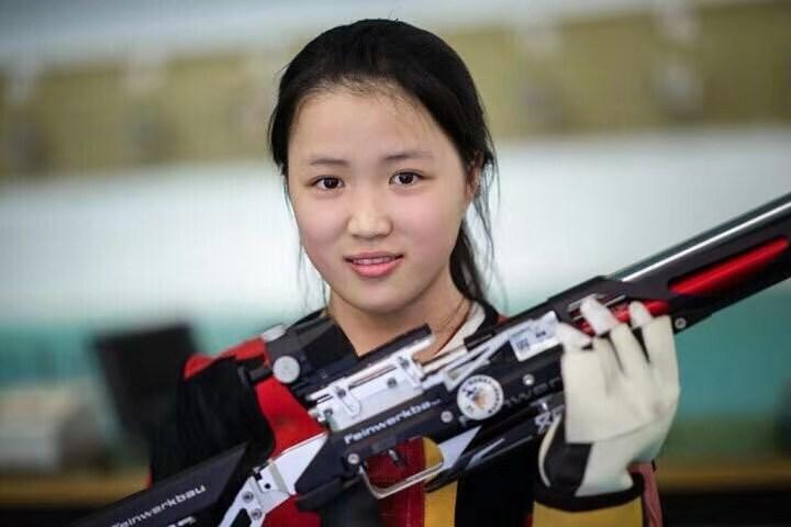宁波两名射击选手入选东京奥运会初步阵容