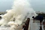 """台风""""利奇马""""影响山东多地"""
