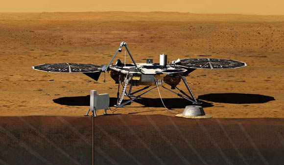 800多万人报名将名字送上火星 中国有23万人参与
