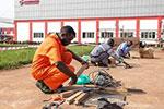 乌干达中资企业举办当地雇员职业技能大赛