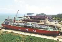 宁波民企自主建造LNG船
