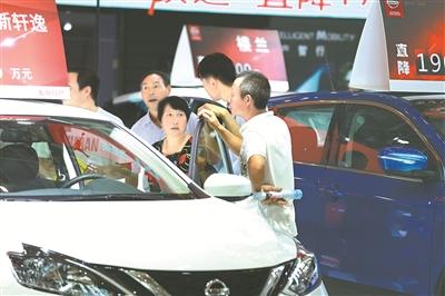 宁波车博会开幕 新能源汽车抢眼