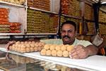 """南亚地区传统甜点""""拉杜"""""""