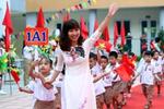 越南学生迎来新学年