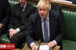 """英女王批准法案 堵上了约翰逊""""无协议脱欧""""的路"""