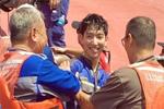韩国运输船在美倾覆:4名被困船员成功获救