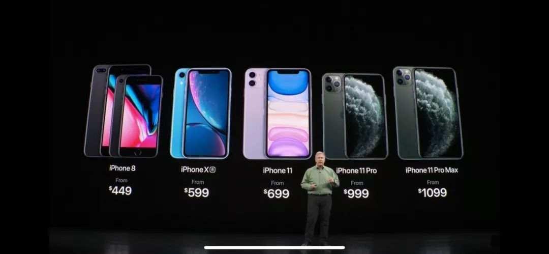 iPhone11来了