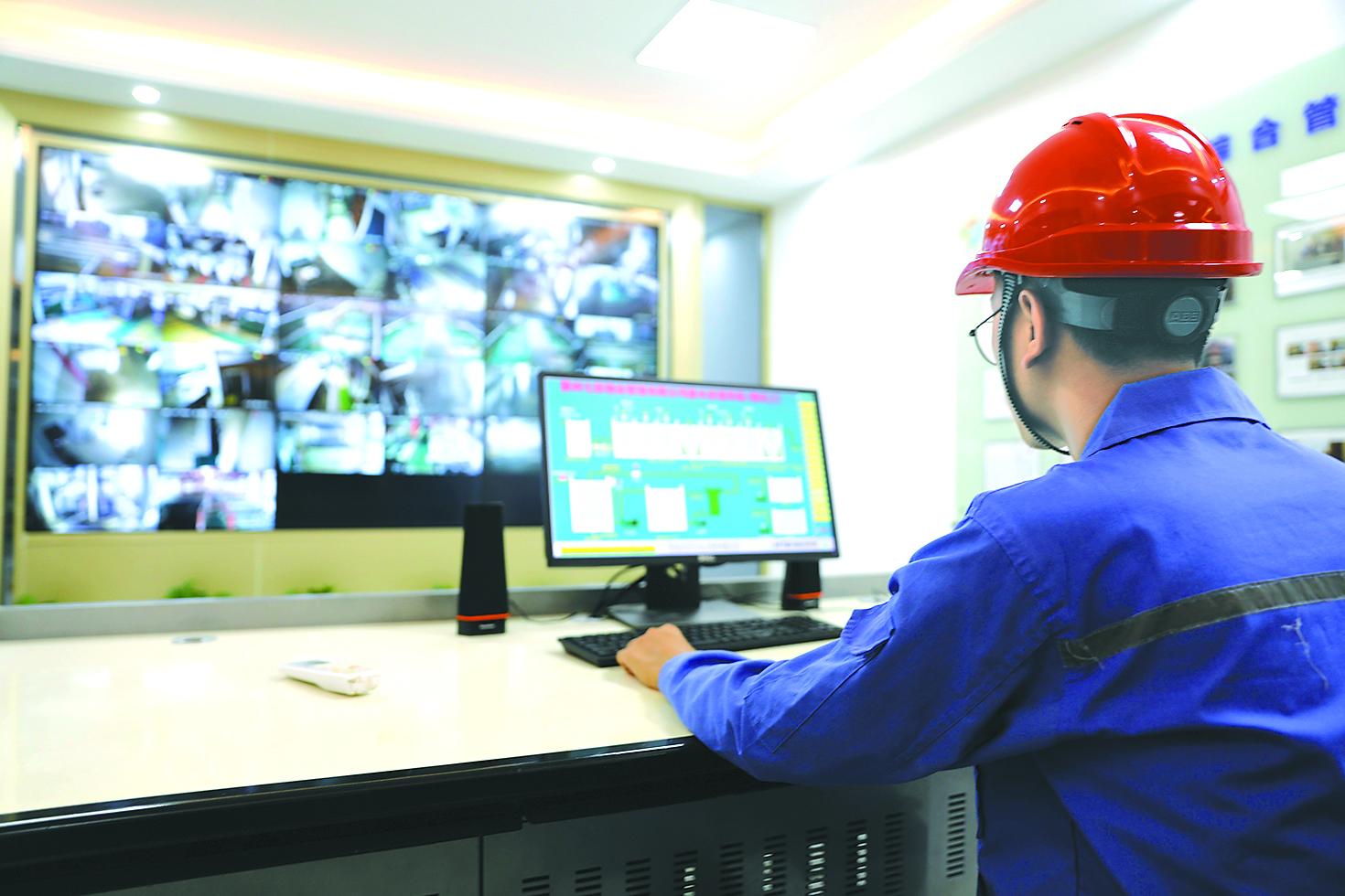 鄞州电镀园区构筑安全生产立体防线