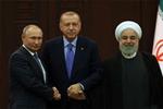 土俄伊三国领导人讨论叙利亚安全问题