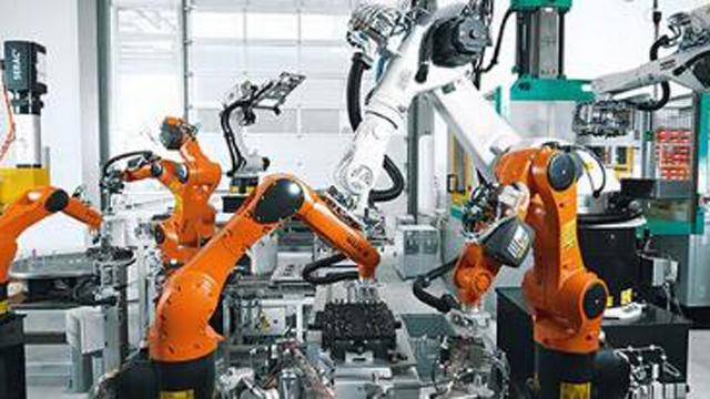 机器换人步伐加快 江北工业区用智能制造降本增效