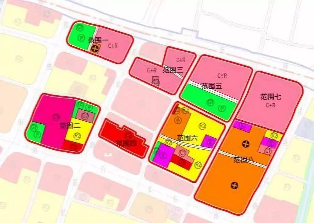 宁波35个中心地块规划调整 涉及七塔寺、波特曼