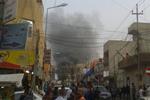 美国驻伊拉克大使馆附近遭迫击炮弹袭击