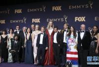 艾美奖颁奖典礼在洛杉矶举行
