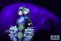 世界可穿着艺术大赛在惠灵顿举办年度秀场表演