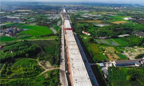 城市快速路最新进展!涉及机场路南延、北环东路、东外环