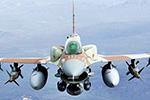 一架美军战机在德国西南部坠毁 飞行员弹射逃生