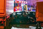 德国一叙利亚人驾驶卡车横冲直撞致8伤
