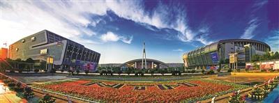 坐拥宁波国际会展中心是鄞州外贸一大优势。