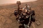 """NASA公布""""好奇号""""最新自拍照"""