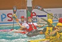 艇球超级联赛在宁波举行