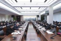 省委常委会议决定:本月下旬召开省委十四届六次全会