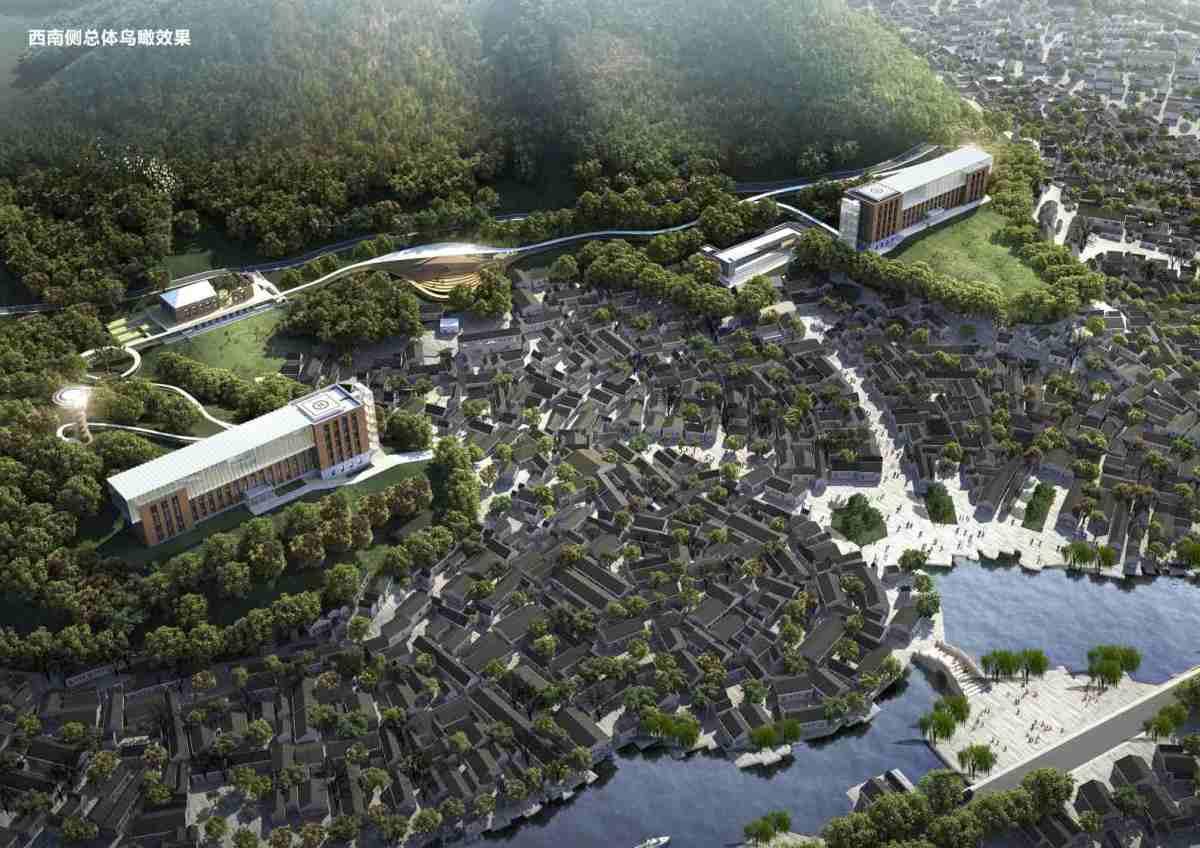 总投资5亿!位于东钱湖的宁波院士中心有新但愿