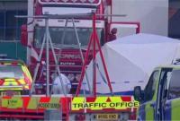 """英国""""死亡货车案""""司机承认曾串谋协助移民非法入境"""