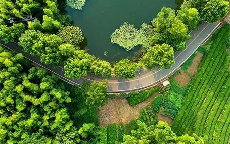 宁海以水为媒打造美丽河湖经济带