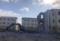 江苏20多幢集中安置房修好半年被拆 官方:不符规划