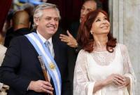 阿尔韦托・费尔南德斯正式就职阿根廷总统