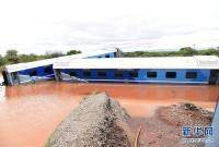 博茨瓦纳一列车脱轨2人死亡