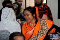 孟加拉国一塑料制品厂失火已致13人死亡