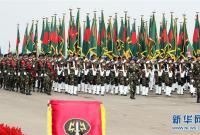 孟加拉国举行各种活动庆祝胜利日