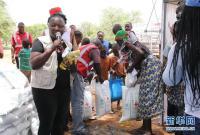 中国向纳米比亚提供紧急粮食援助
