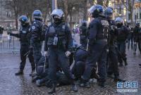 法国全国大罢工持续