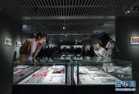 中朝建交70周年纪念展在京开幕