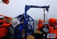 中国南大洋水体环境调查再次启用新设备